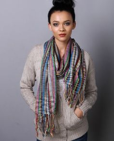 Love pashminas and scarves!