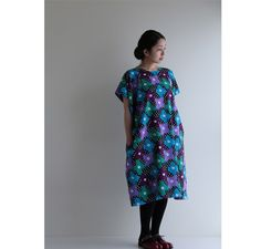 One size fits all no sleeve dress #sousou, #kyoto, #japan, #kimono