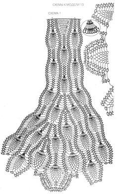 Crochetpedia: Crochet Skirt Patterns~