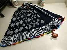 Mul Cotton pom pom sarees  Price:1499+shipping Order what's app 7995736811