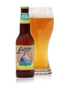 Capital Brewery - Island Wheat