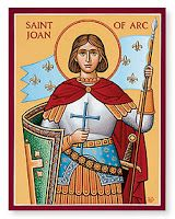Dinge en Goete (Things and Stuff): This Day in History: May 30, 1431: Joan of Arc martyred