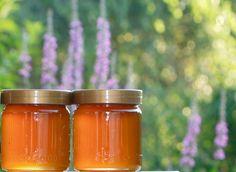 Herbal Infused Honey - Lavender, Rose, Cinnamon