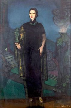 Madame Wellington Koo - Federico Beltran Masses  1934