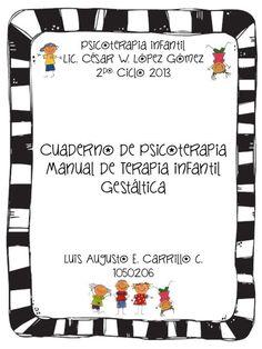 Libro manual de terapia infantil gestáltica