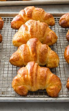 Croissants. Croissants can be a culinary triumph—or a waste of time. Our recipe guarantees success.