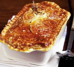 Gordon Ramsay creates the ultimate game pie – wonderful autumnal vegetables with pheasant and venison, all under a crisp crust.