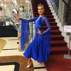 Congratulations from all team to Ugne Bliujute and Gedvinas Meskauskas for 5th place in European 10 dances championship! Ugne was wearing gorgeous DLK United Design dress  #ballroomdress #ballroom #dlk_united_design #dancewear #wdsf #dancesports