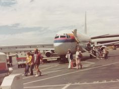 Philadelphia International Airport 1960 S Phl Twa Old School Airlines And