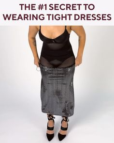 Honeylove - Official Website of the Next Generation of Sculptwear Curvy Outfits, Trendy Outfits, Cool Outfits, Fashion Outfits, Womens Fashion, Women's Shapewear, Tight Dresses, Get Dressed, Plus Size Fashion