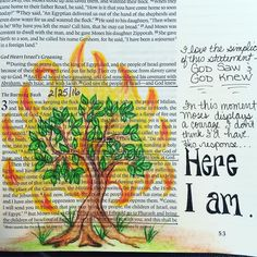 If you were confronted with the presence of God in a burning bush would you have…