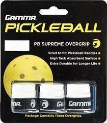 Gamma Supreme Pickleball Overgrip