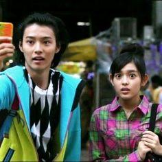 "Kento Yamazaki, Tori Matsuzaka, Honoka Miki, J drama ""Clone Baby"", 2010. Plot & Ep.1-11  http://www.drama.net/clone-baby [Eng. Sub]"