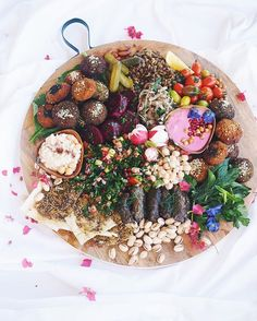 middle eastern inspired appetizers