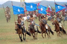 Mongolia, Mongolië, Mongolei Travel Photography of Naadam Festival.86 by hans hendriksen, via Flickr