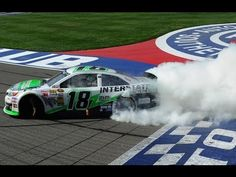 It was a fight to the finish in Fonata this weekend! In case you missed it, here is a look at all of the crashes, passes and racing action from Auto Club Speedway.   For more NASCAR news, check out: http://www.NASCAR.com