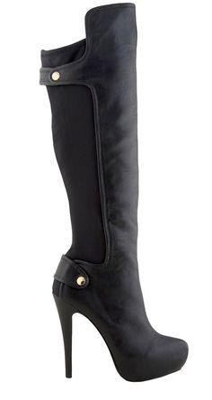 Knee Hi Boots / ZIGiny