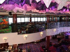 Norwegian Gem Crystal Atrium