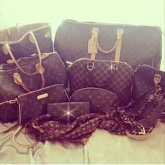 Lui vuitton collection