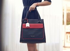 Love the new look BHI bag from @Tommy ☺ Hilfiger - #redwhiteblue