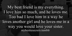 bestie secrets, secret, confession, best friend, love, best guy friend, girl, sister