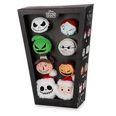 The Nightmare Before Christmas ''Tsum Tsum'' Box Set - Mini - 3 1/2''   Disney Store