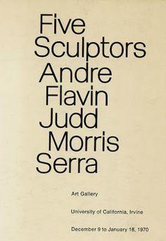 five sculptors.