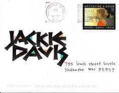 pushing the envelopes: August 2010