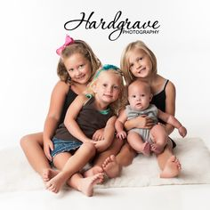 Sticky Hands and UP at Hardgrave Photography in Knoxvillle, AR