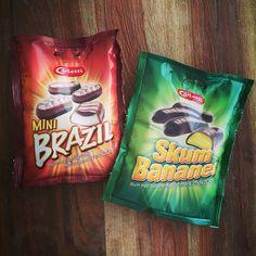 Mini Brazil Skumbananer
