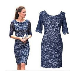2013 New LongSleeved Lace Dress Temperament Slim by Beautystyle, $19.99