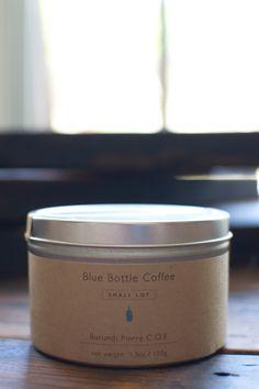 Blue Bottle Coffee x Burundi Pierre