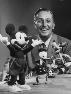 UNIVERSO DISNEY: Cronologia Disney - 1901 até 1971
