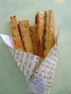 Albion Cooks: Tofu French Fries