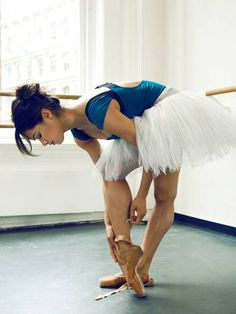 Misty Copeland Source: somaymalou