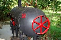 how to make smoker out of propane tank - Google Search