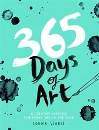 365 Days of Art: A Creative Exercise for Every Day of the Year [Scobie, Lorna] on . *FREE* shipping on qualifying offers. 365 Days of Art: A Creative Exercise for Every Day of the Year Creative Skills, Creative Art, Creative Things, Illustrator, Mediums Of Art, Creativity Exercises, Graphic Design Books, Shading Techniques, Cool Journals