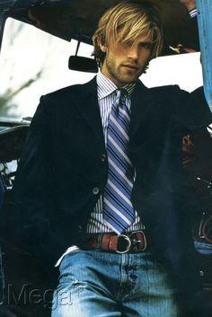 Jason Castleton, men's fashion