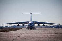 Ilyushin-78 is the only plane of the air forces of Russia which can refuel other planes in the air.