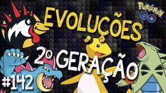 Todas as novas evoluções de 2 estágios da segunda geração do Pokemon Go ...
