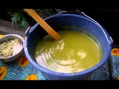 ▶ Making Moringa Soap with all natural ingredients - YouTube