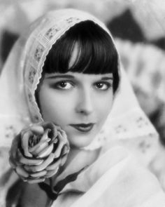 Louise Brooks publicity shot for 'Now We're in the Air - 1927