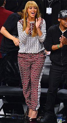 Photo Of Beyonce Rocking African Local Ankara Print Cloth - Gistmania