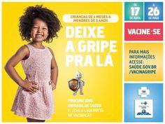 Ontem foi dia de 💉💉 por aqui. Levei meus meninos #2anos e #5anos para tomarem a vacina da gripe. E por aí, já tomaram? A campanha nacional vai até dia 26 de maio em todos os postos de saúde para...