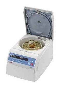 Pico ventilated microfuge