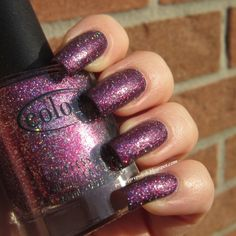 Purple Nail Art Ideas  17 Beautiful Nail Designs for Every Occasion #nailart