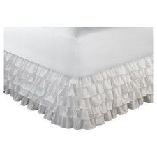 Multi-Ruffle Bed Skirt Clearance Price: $25.05