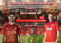 Liverpool vs Manchester United rivalry by PanosEnglish