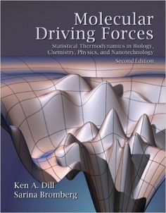 Molecular Driving Forces: Statistical Thermodynamics in Biology, Chemistry, Physics, and Nanoscience, 2nd Edition: Ken A. Dill, Sarina Bromberg: 9780815344308: Amazon.com: Books