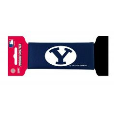 #ReliefSociety #LDS -  NCAA BYU Cougars Luggage Spotter 2-pack / http://www.mormonproducts.net/ncaa-byu-cougars-luggage-spotter-2-pack-2/